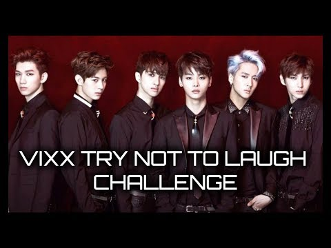 VIXX TRY NOT TO LAUGH CHALLENGE!