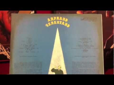 Adriano Celentano - Pay, pay, pay (Soviet vinyl LP record)