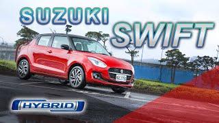 都會代步超值之選!輕油電質感驚艷 Suzuki The New SWIFT 新車試駕