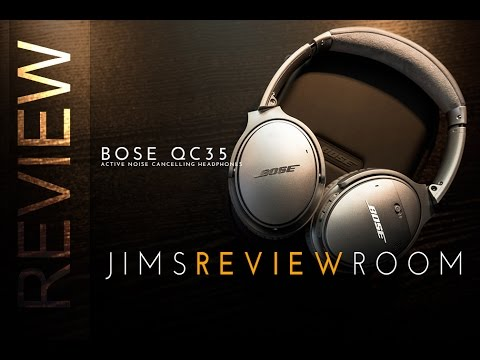 video Bose QC35 II Wireless Headphones: A Complete Review