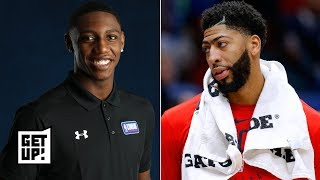 Lakers and Knicks emerge as top names in Anthony Davis trade scenarios | Get Up!
