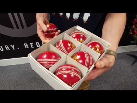 It's Just Cricket County Matador Cricket Ball (Box of 6)