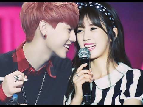 Got7 Mark ♥ Apink Chorong Forever MarkRong