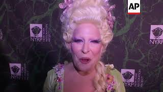 Bette Midler is renewing an allegation of sexual misconduct against Geraldo Rivera