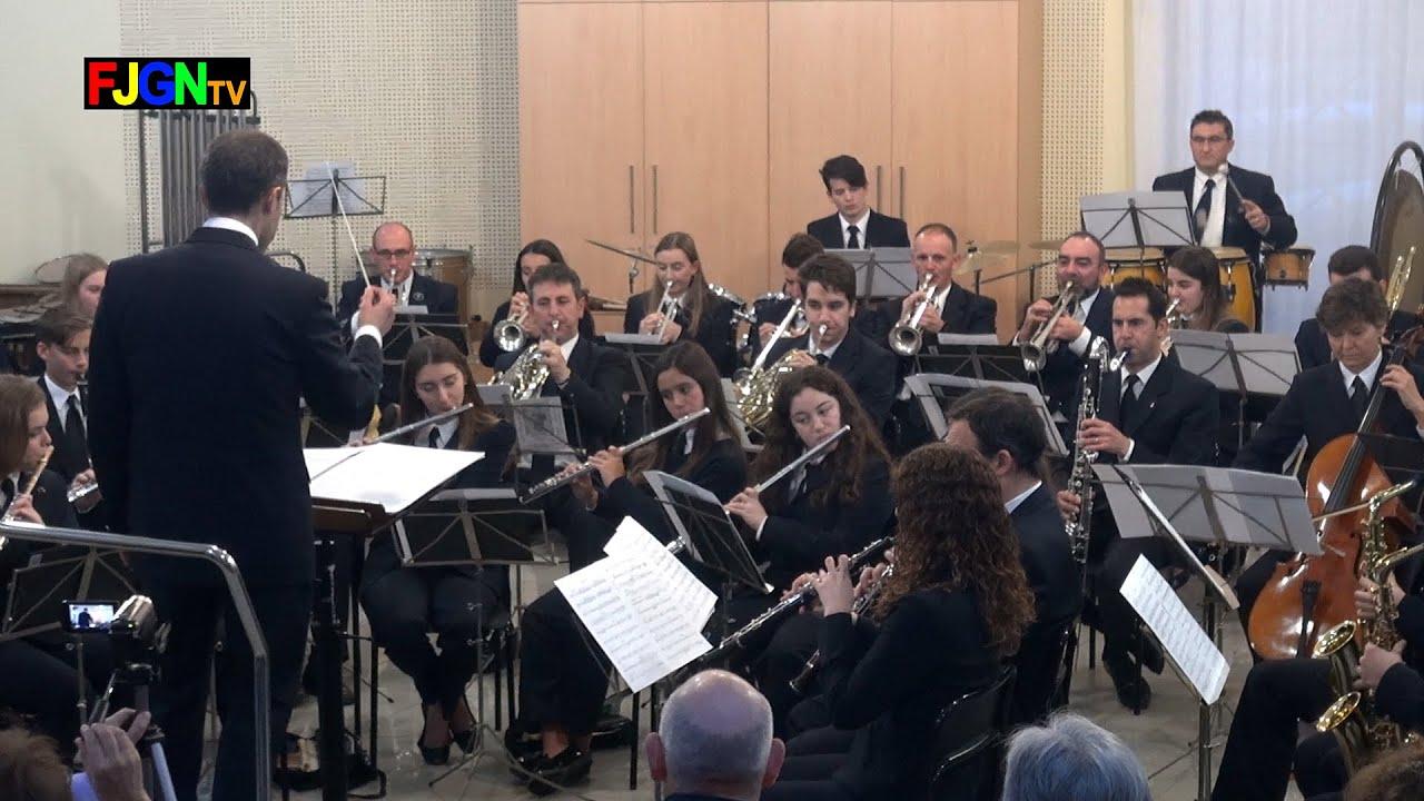 Concierto Santa Cecilia 2018 - La Vilavella