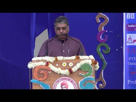 Amitava Babi Mitra, VC @ VIT Campus, Jaipur