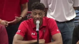 Texas Tech Basketball: Jarrett Culver Announcement | 4.18.2019