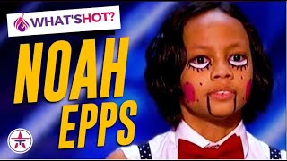 10 Facts You Didn't Know About Noah Epps: Most VIRAL Audition on America's Got Talent 2020!