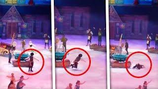 Top 10 Disney On Ice Fails