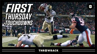 Every Team's FIRST Thursday Night Football Touchdown!