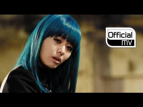 Song Ji-Eun(송지은 of Secret)_ Going Crazy(미친거니)(Feat. Bang Yong-Gook)