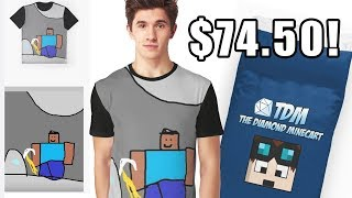 I bought the worst Minecraft merch I could find...