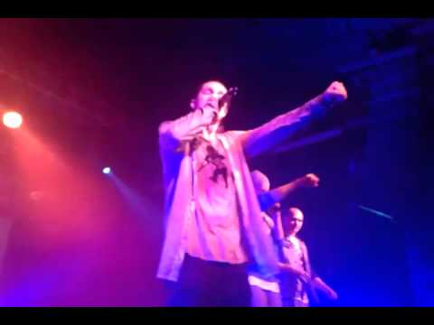 Каста - Номерок блатной (Концерт в Краснодаре 27.04.13)