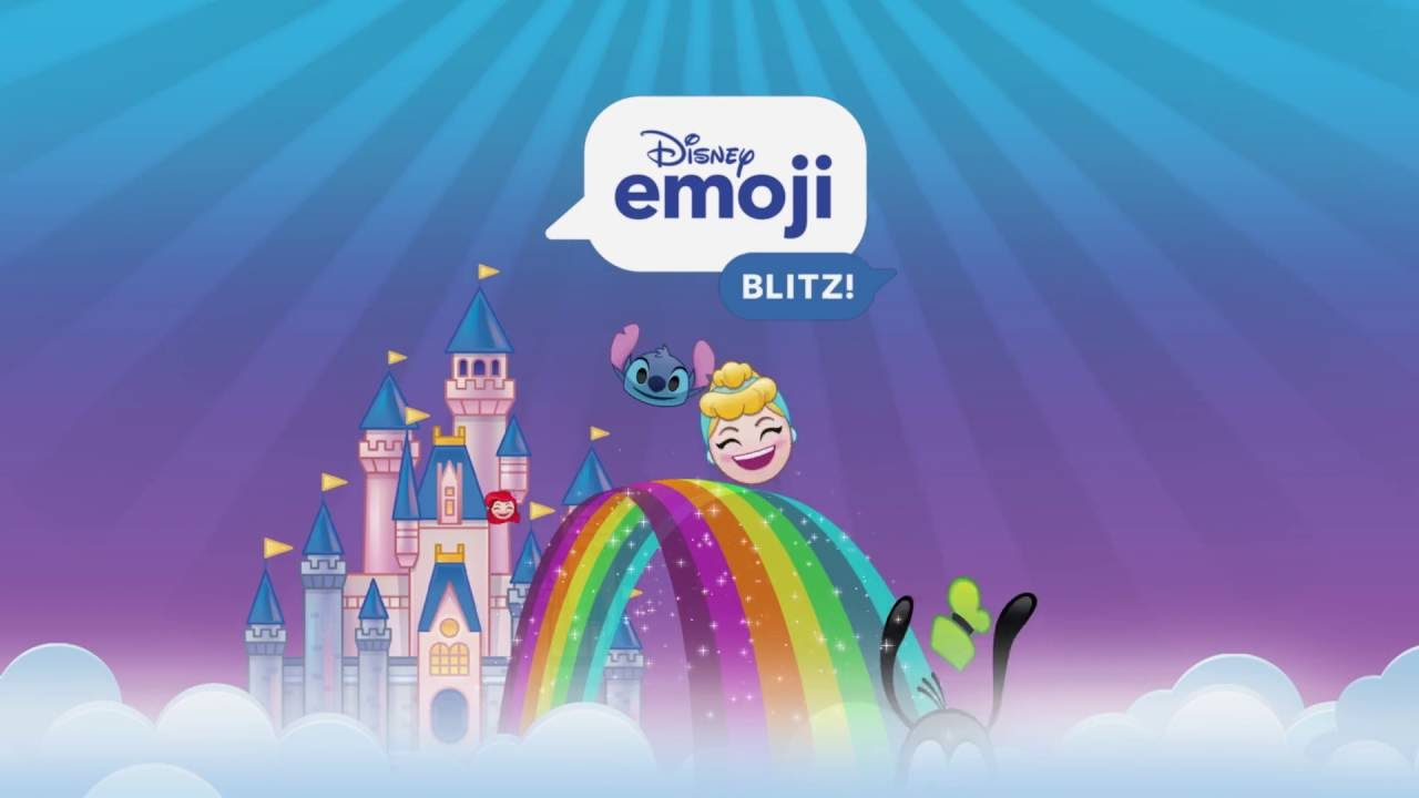 Chơi Disney Emoji Blitz on PC 2