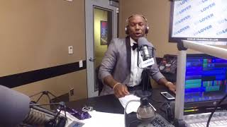 The Ed Lover Show: Tyrese Pt. 2