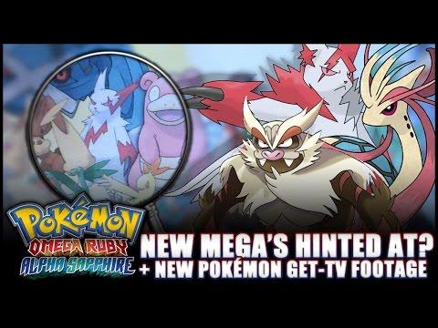 Pokémon Omega Ruby and Alpha Sapphire: News - Mega Milotic, Slaking and Zangoose reveal imminent?