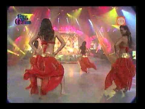 Esto es Guerra (Amigos en Guerra): Chicas bailan al estilo hindú - 29/10/2012
