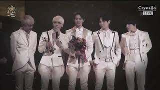 [ENG] Jonghyun tribute @ 2018 Golden Disc Awards