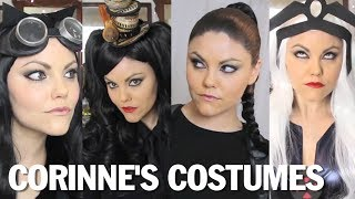 8 Easy Costumes for Badass Ladies, Corinne's Costume Closet