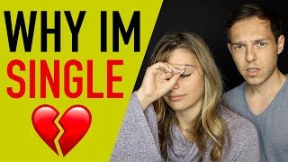 """Girlfriend Reacts to """"The Reason I'm Single"""""""