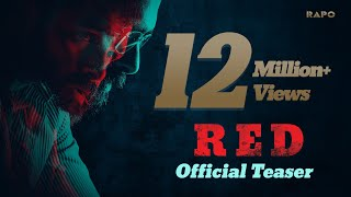 RED Official Teaser- Ram Pothineni, Nivetha Pethuraj, Malv..