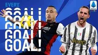 Nainggolan's rocket and Rabiot's superb goal! | EVERY Goal | Round 26 | Serie A TIM