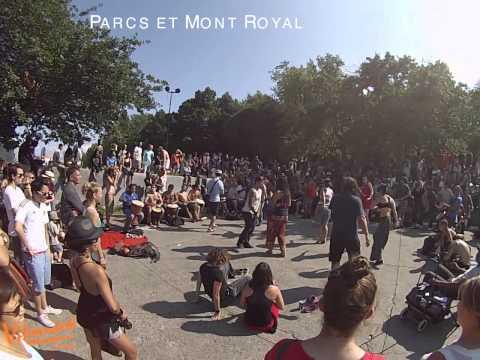 JPdL Vitamine Canada–Montréal, hors des sentiers battus