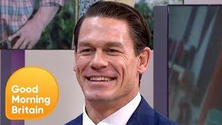 John Cena Insults Piers in Mandarin | Good Morning Britain
