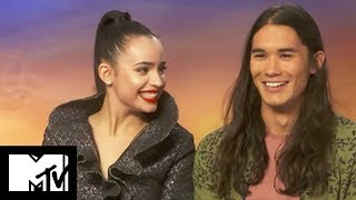 Descendants 2 Cast Play Would You Rather! | MTV Movies