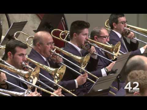 Polifemo y Galatea SOCIEDAD UNIÓN MUSICAL DE CREVILLENT