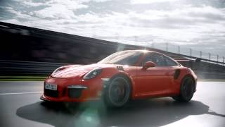 The new Porsche 911 GT3 RS – Paparazzi.