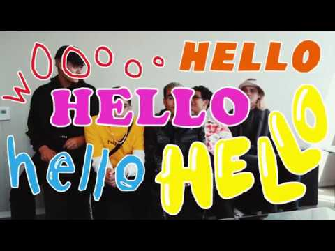 PRETTYMUCH - Hello (Track Commentary)