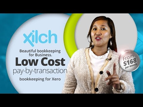 Xilch, Beautiful Bookkeeping for Business