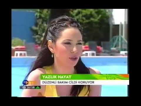 NTV Yazlık Hayat - Cilt Bakımı
