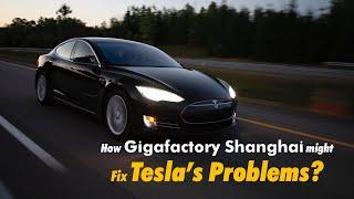 Can Gigafactory Shanghai Fix Tesla's Money Problem? | Elephant Explains