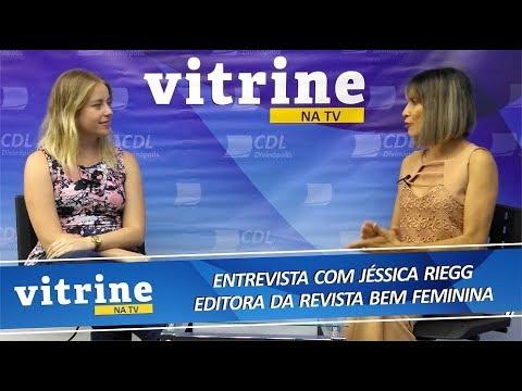 Imagem Programa Vitrine na TV do dia 06 de Março de 2018
