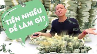 TIỀN VS BẠN, AI MỚI LÀ CHỦ? | Nguyễn Hữu Trí