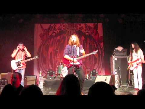 The Sheepdogs Live @ The Commodore, Vancouver - Dec. 20, 2011 (Various Songs)