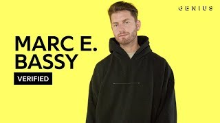 "Marc E. Bassy ""Plot Twist"" Official Lyrics & Meaning 