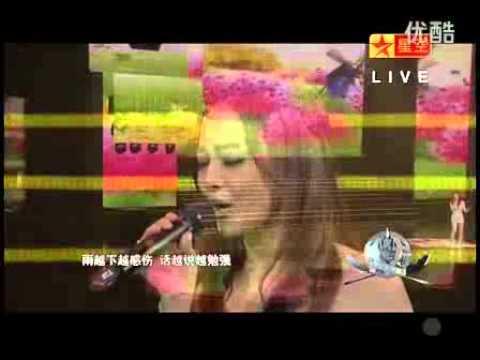 張韶涵《最近好嗎》LIVE 第17屆華語榜中榜 20130418