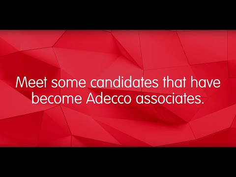 Meet Some Adecco Staffing Associates