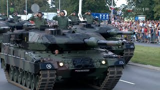 TVP 1 - Poland Armed Forces Day Parade 2018 : Full Army Assets Segment [1080p]