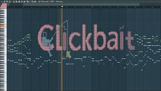 What ClickBait Sounds Like - MIDI Art