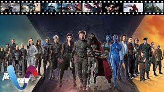 Top 10 Dị Nhân Mạnh Nhất X-Men (Phần 2)