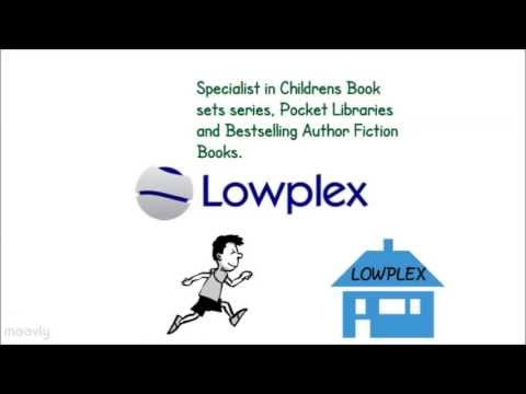 Lowplex - Childrens Books | Wholesale Books | Pocket Libraries | Bestselling Author Fiction Books