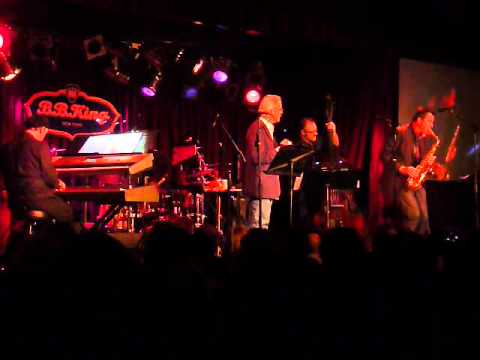 Michael Franks. BB Kings, NYC. Oct. 12, 2013. When The Cookie Jar Is Empty.
