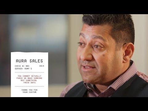 What's great about working in Sales