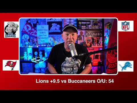 Detroit Lions vs Tampa Bay Buccaneers 12/26/20 NFL Pick and Prediction Saturday Week 16 NFL