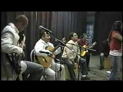 Nada Soy - Musica Criolla de Peru