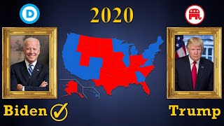 United States Presidential Election Results (1788 - 2020)